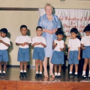 Young Singers in Sri Lanka