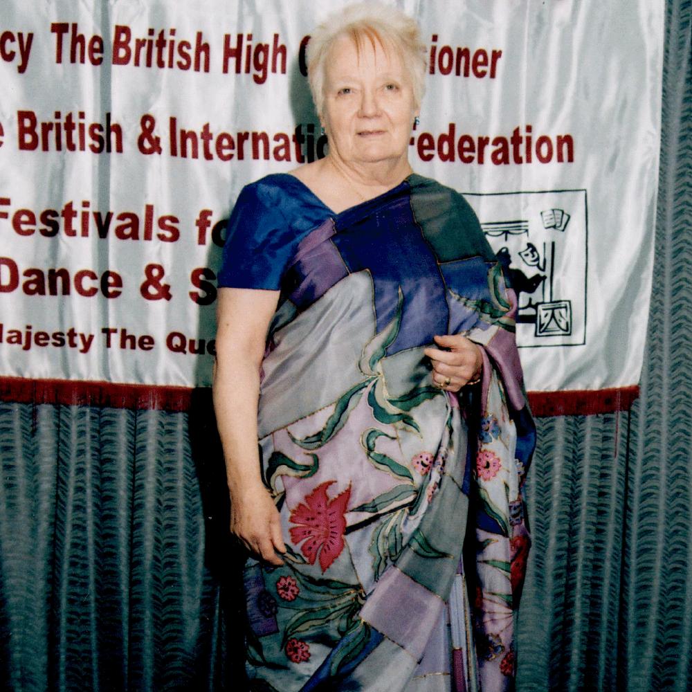 Allison in Colombo, Sri Lanka